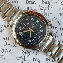 Omega Steel 38mm Automatic 1750083 pre-owned Indonesia, Jakarta