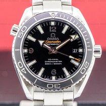 Omega Seamaster Planet Ocean Steel 42mm Black Arabic numerals United States of America, Massachusetts, Boston