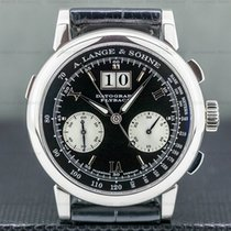 A. Lange & Söhne Datograph Platinum 39mm United States of America, Massachusetts, Boston