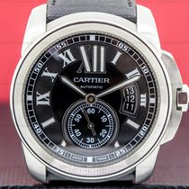 Cartier Calibre de Cartier Acero 42mm Negro