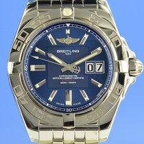 Breitling Galactic 41 Acero 41mm Azul