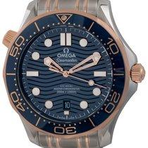 Omega Seamaster Diver 300 M 210.20.42.20.03.002 new