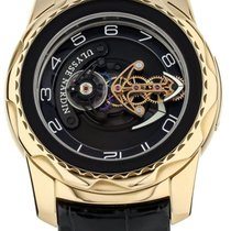 Ulysse Nardin Freak Cruiser Or rose 45mm Noir