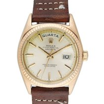 Rolex Day-Date 36 Rose gold 36mm Black United States of America, New York, New York