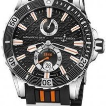 Ulysse Nardin Diver Chronometer Steel 44mm Black United States of America, New York, New York