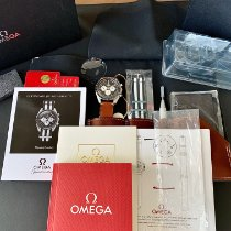 Omega nouveau Remontage manuel Édition limitée 42mm Acier Plexiglas