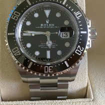 Rolex Sea-Dweller 126600 2020 new