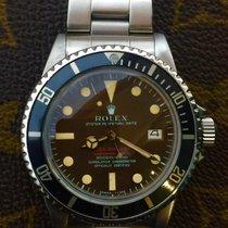 Rolex Sea-Dweller 1665 Meget god Stål 40mm Automatisk