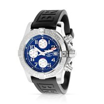 Breitling Avenger II Steel 43mm Blue Arabic numerals United States of America, New York, New York