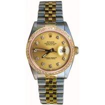 Rolex Lady-Datejust 31mm Цвета шампань