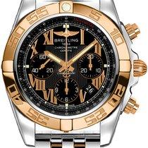 Breitling CB011012/B957 Acero y oro 2020 Chronomat 44 44mm nuevo