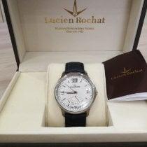 Lucien Rochat nuevo Cuarzo 44mm Acero Cristal mineral