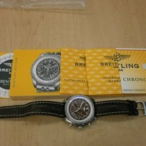 Breitling Bentley Motors Steel 49mm