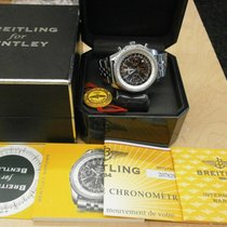 Breitling pre-owned Automatic 49mm 10 ATM