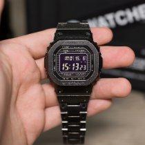 卡西欧 G-Shock GMW-B5000V-1ER 非常好 鋼 49.3mm 計時碼錶 香港, Wan Chai