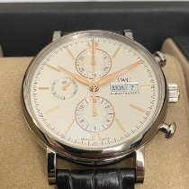 IWC Portofino Chronograph new 2020 Automatic Chronograph Watch with original box and original papers IW391031