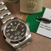 Rolex Air King 116900 Ubrugt Stål 40mm Automatisk