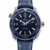 Omega 215.33.40.20.03.001 Сталь 2010 Seamaster Planet Ocean 39.5mm подержанные