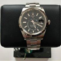 Rolex Sky-Dweller Steel 42mm Black No numerals UAE, Dubai