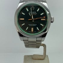 Rolex 116400GV Acier 2010 Milgauss 40mm occasion France, Paris