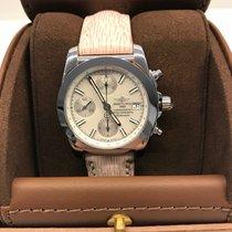 Breitling Chronomat 38 Acero 38mm Madreperla Sin cifras
