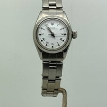 Rolex Oyster Perpetual 26 6618 Sehr gut Stahl Automatik