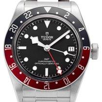Tudor Black Bay GMT occasion 41mm Acier