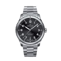 Breitling Navitimer 8 neu 2019 Automatik Uhr mit Original-Box und Original-Papieren A17314101B1A1