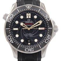 Omega Seamaster Diver 300 M 42mm Noir
