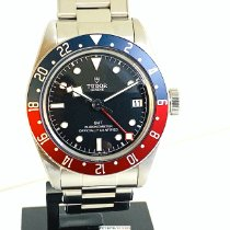 帝舵 Black Bay GMT 钢