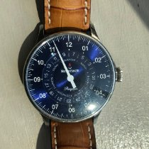 Meistersinger Pangaea Day Date PDD908 Very good Steel 40mm Automatic United States of America, North Carolina, Charlotte