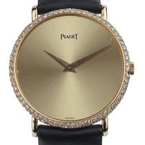 Piaget 9027 piaget Very good Yellow gold 30mm Manual winding United Kingdom, Tunbridge Wells