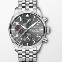 IWC Pilot Spitfire Chronograph IW377719 2020 nowość