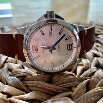 Longines Conquest Silver 41mm