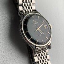 Omega Constellation Steel 34mm Black No numerals Canada, Coquitlam