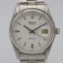 Rolex Oyster Precision 6694 Good Steel 34mm Manual winding