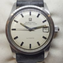Universal Genève Polerouter Steel 35mm White No numerals United States of America, Colorado, 80206