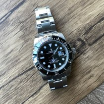 Rolex Submariner Date Steel 40mm Black No numerals United States of America, California, Sunnyvale