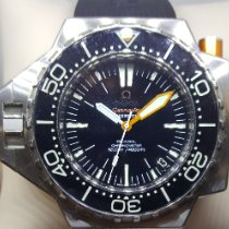 Omega Seamaster PloProf Steel Black United States of America, Colorado, 80206