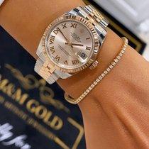 Rolex 178271 Acero y oro 2017 Lady-Datejust 31mm usados