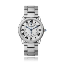 Cartier Ronde Croisière de Cartier WSRN0012 New Steel 36mm Automatic United States of America, New York, New York