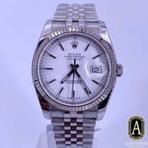 Rolex 116234 Steel 2007 Datejust 36mm pre-owned United States of America, California, Beverly Hills