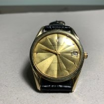 Universal Genève pre-owned Automatic 35mm Gold