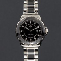 TAG Heuer Formula 1 Lady Steel 32mm Black