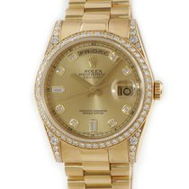 Rolex 118388A Or jaune Day-Date occasion