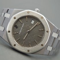 Audemars Piguet Tantalum Quartz Grey 33mm pre-owned Royal Oak