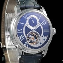 Frederique Constant Manufacture Heart Beat Steel 42mm Blue