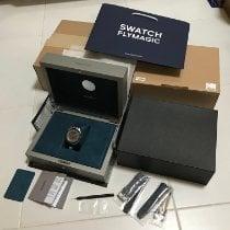 Swatch YHS100S Unworn Steel 45mm Automatic Singapore, Singapore