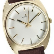 Zenith Stellina Yellow gold 33mm Silver