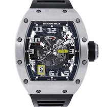 Richard Mille 50mm Automatic RM030 pre-owned United States of America, California, Beverly Hills
